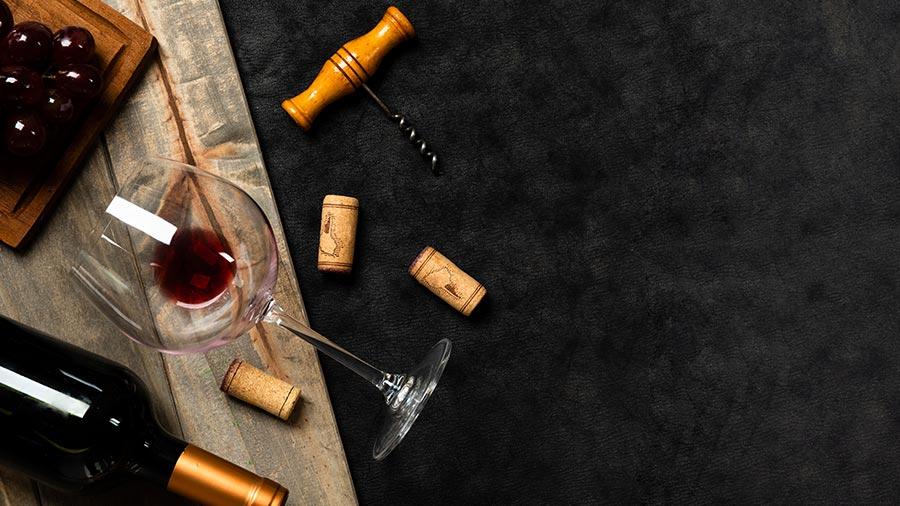 ¿Qué copa utilizo para cada vino?