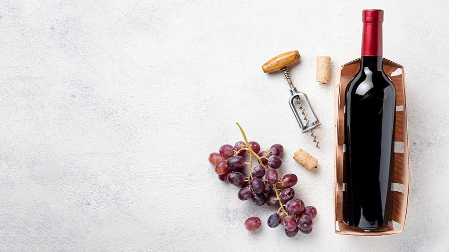 Como descorchar una botella de vino